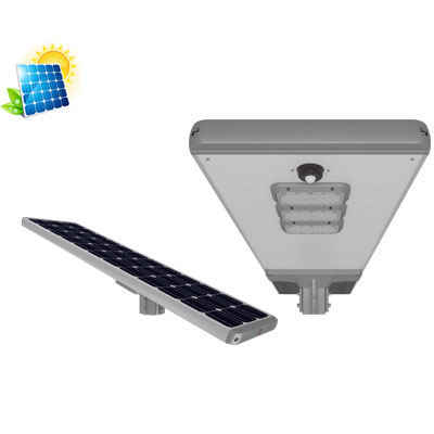 LED Solar Street Light 50W