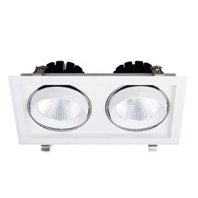 LED Rotatable Downlight 60W