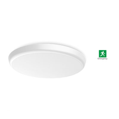 LED 2D Ceiling Light 12W (With Emergency Battery)