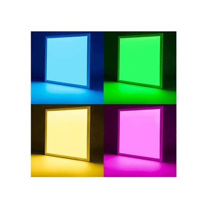 LED Panel Light 60 x 60 RGB 36W